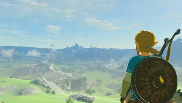 不同的声音 外媒称《旷野之息》是史上最被高估游戏