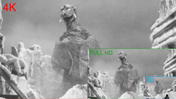 最新技术还原经典!第1代《奥特Q》即将4K HDR复活