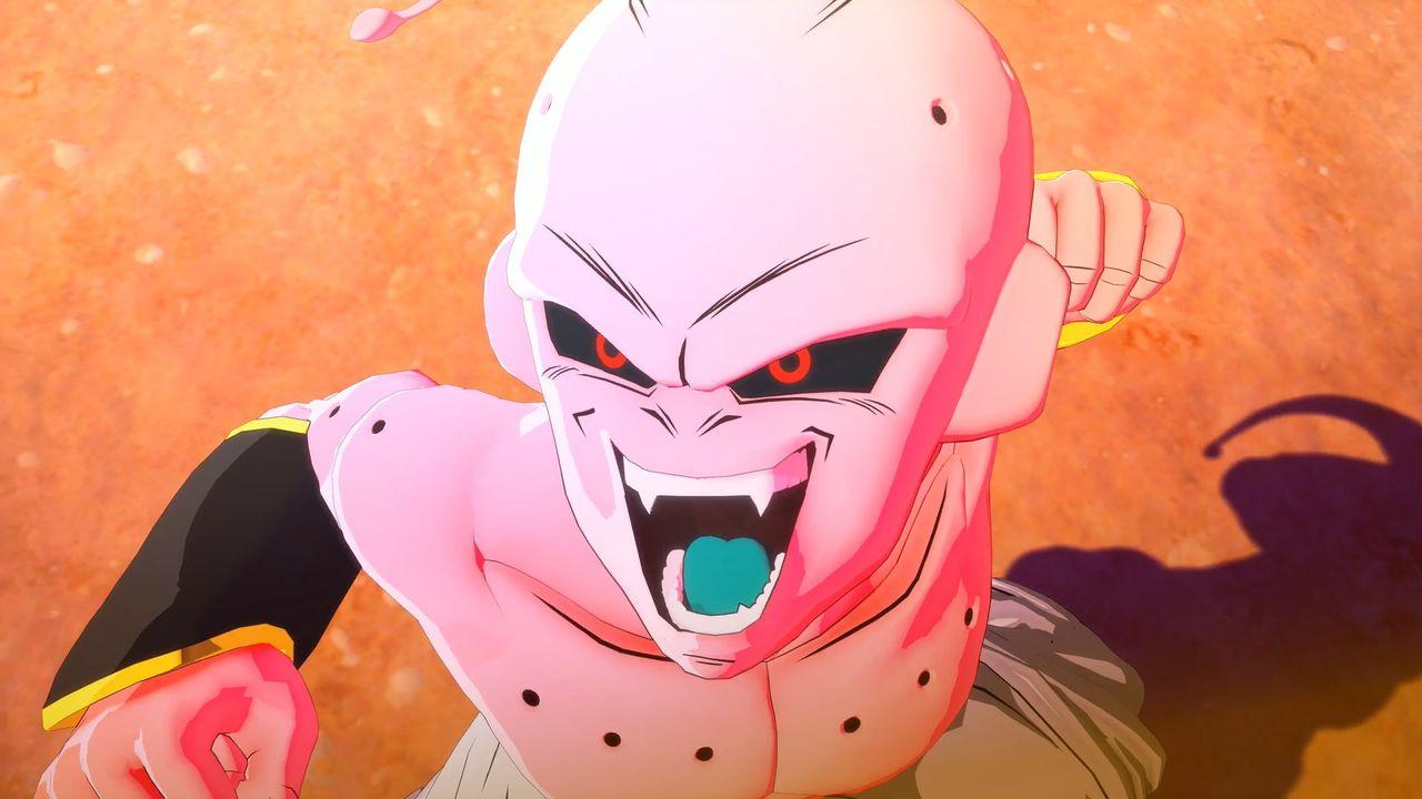 《龙珠Z:卡卡罗特》最新截图公布 悟饭贝吉特强力来袭