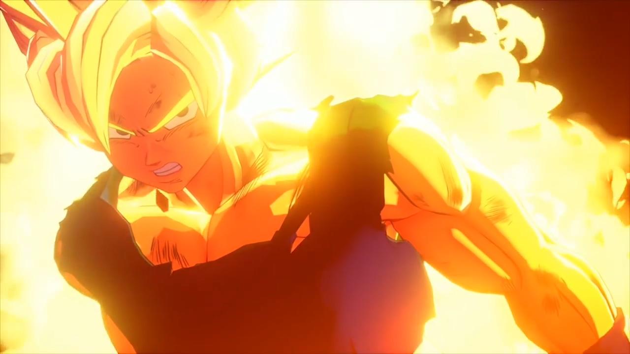 超赛悟空怒战弗利萨 《龙珠Z:卡卡罗特》介绍视频