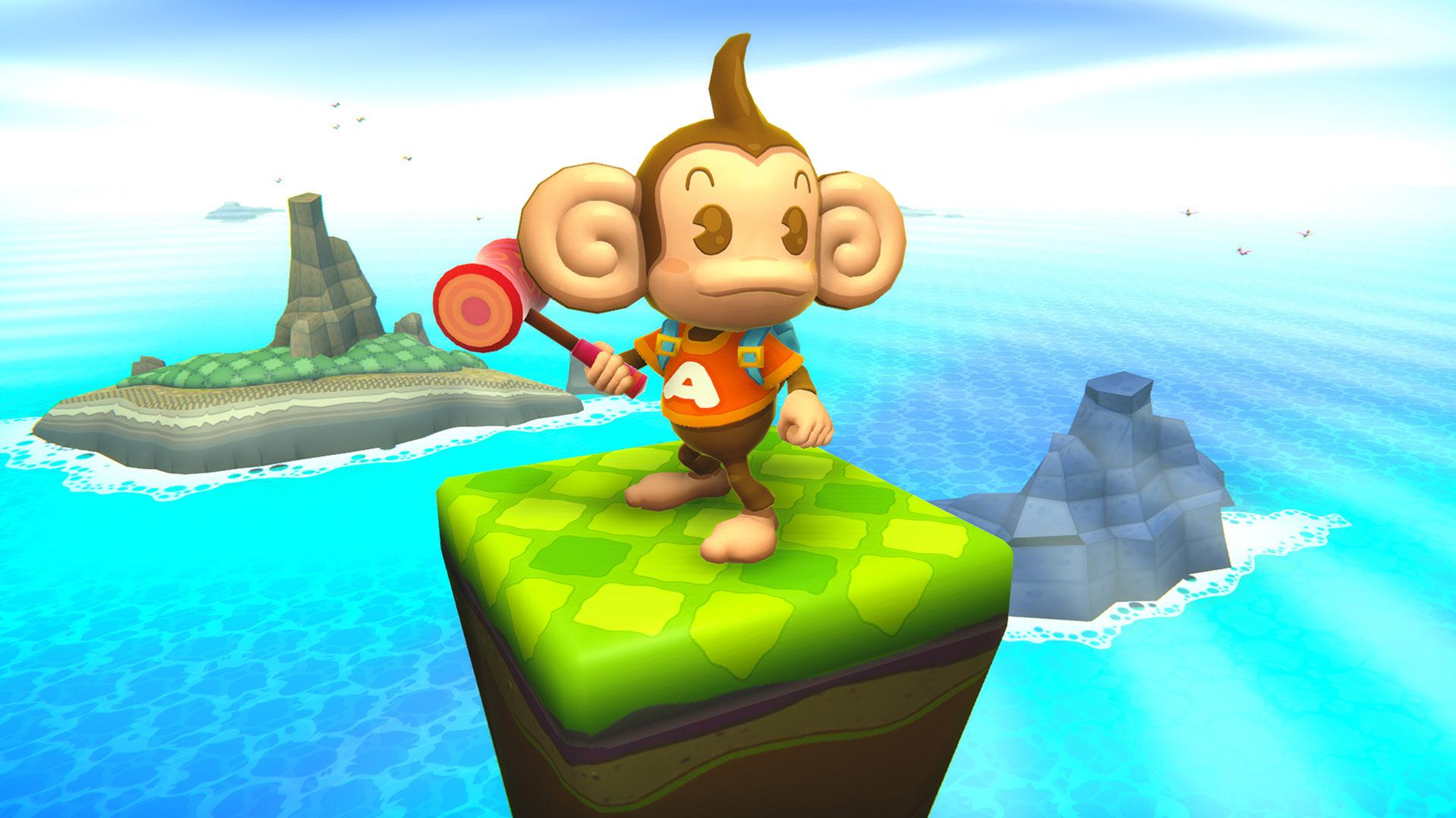 派对游戏尽情狂欢!  《现尝好滋味!超级猴子球》公开第3波游戏资讯