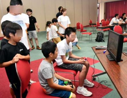 避难也有快乐!任天堂用游戏支援日本大台风避难所引赞