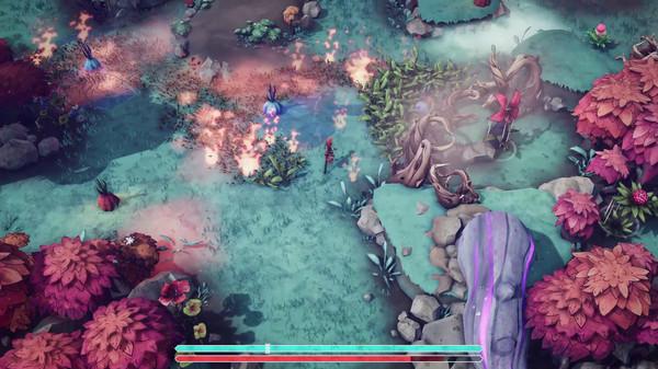 打字编年史系列新作《Nanotale》EA版上架Steam