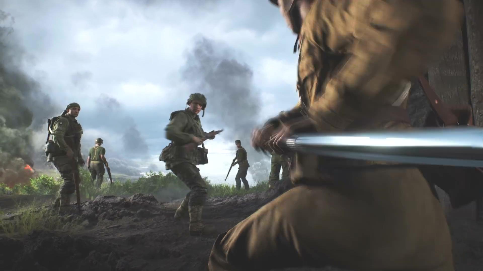 《战地5》太平洋战争10月31日上线 新预告犹如大片