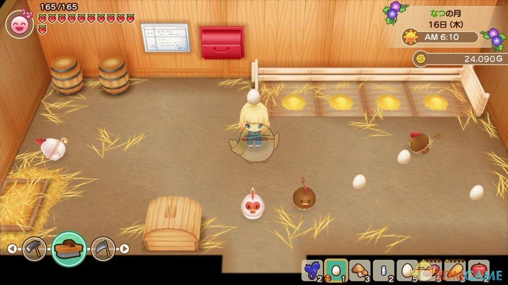 饥荒游戏牧场物语重聚矿石镇训练宠物用什么道具