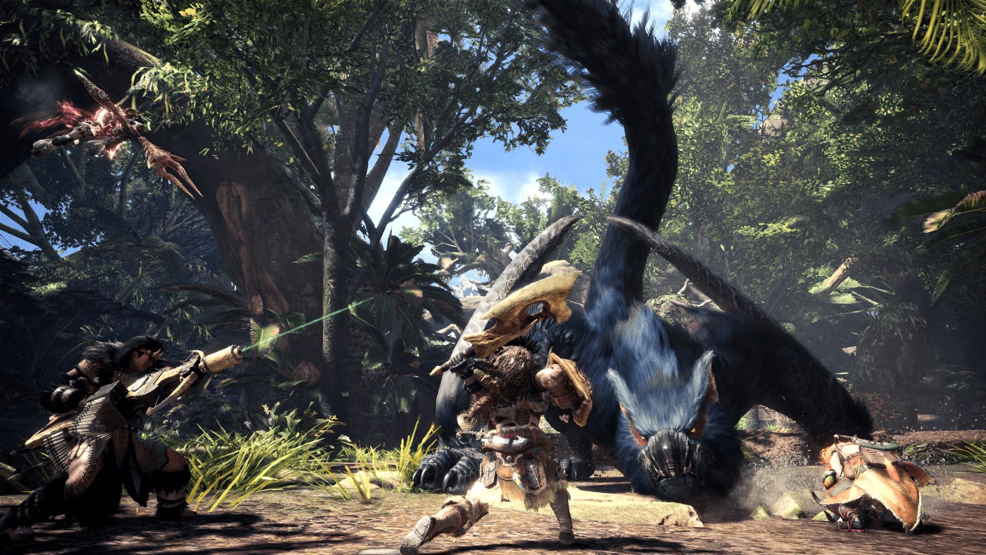 《怪物猎人世界:冰原》Steam 2020年1月10日发售 预购开启