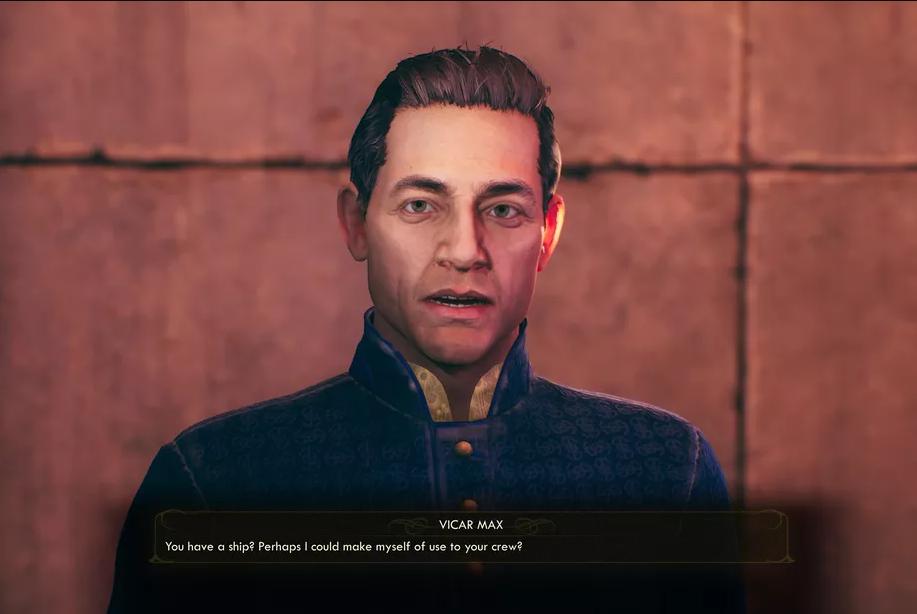 """《天外世界》 的玩家选项很大胆 主机版字体却很""""小气"""""""