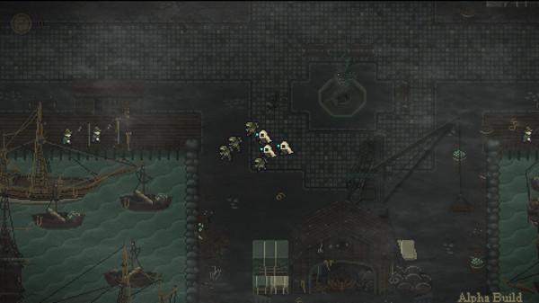 策略新游《Sea Salt》游戏截图欣赏