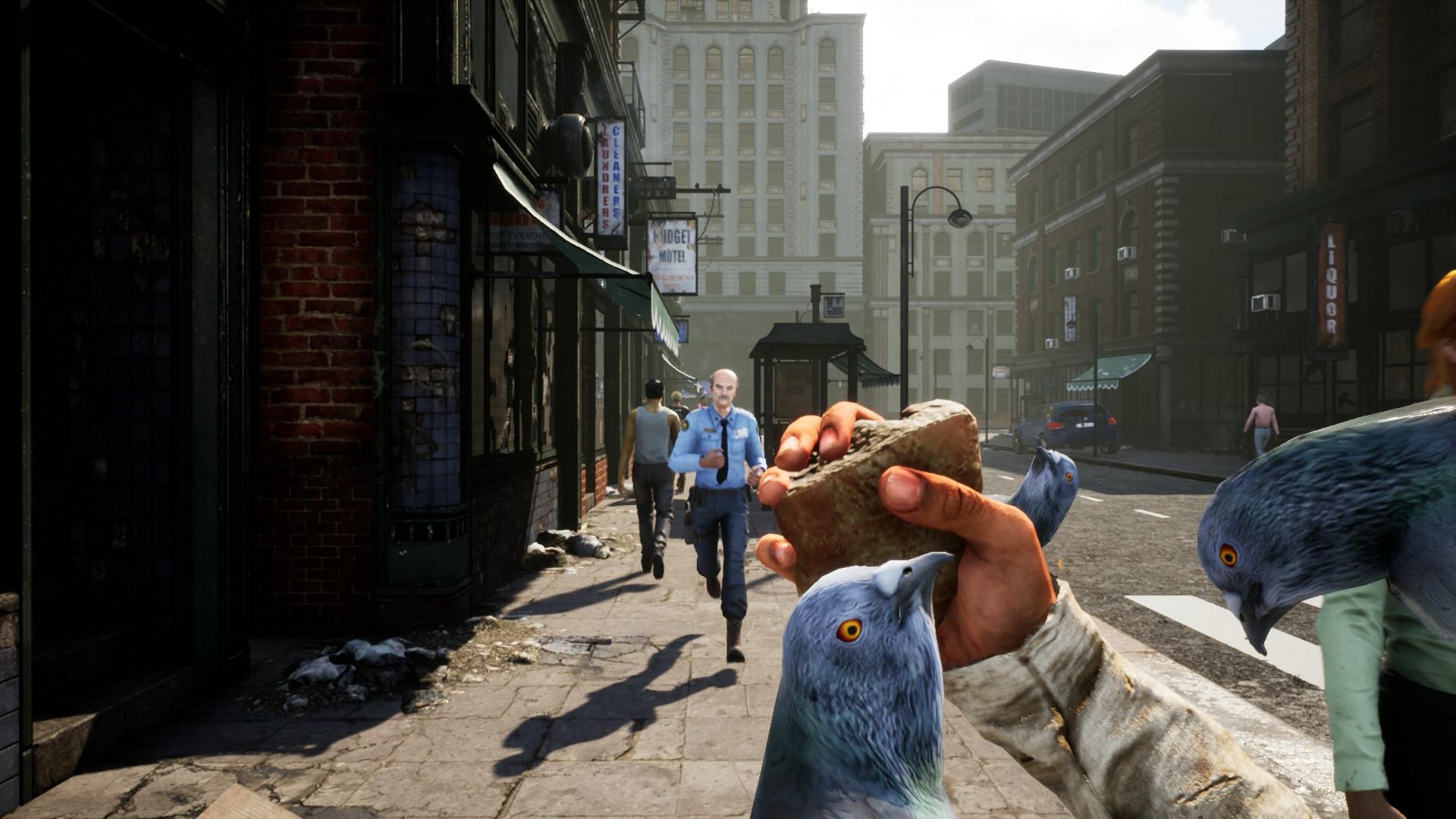 开放世界要饭之旅 《流浪汉模拟器》玩法特色介绍
