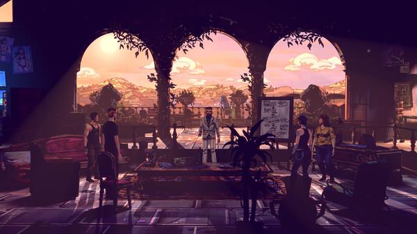 漫改游戏《贼中贼》游戏截图欣赏
