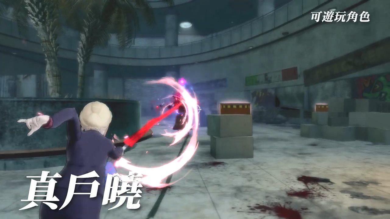 万代动作游戏《东京喰种》中文预告 大量可玩角色公开