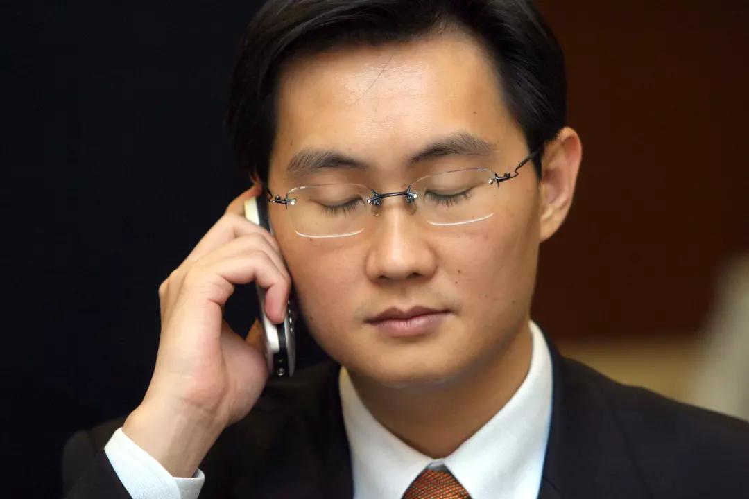 今天真是马化腾48岁生日 只是转发5个群也不送Q币