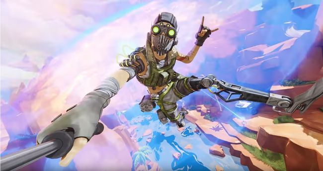 《Apex英雄》全球玩家超7000万 EA将加倍投入服务型游戏