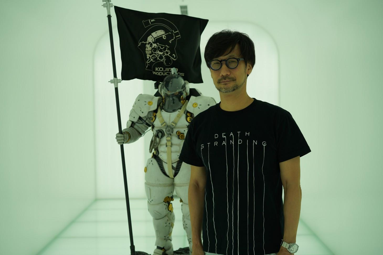 小島秀夫對VR技術很有興趣 但目前實在是沒時間