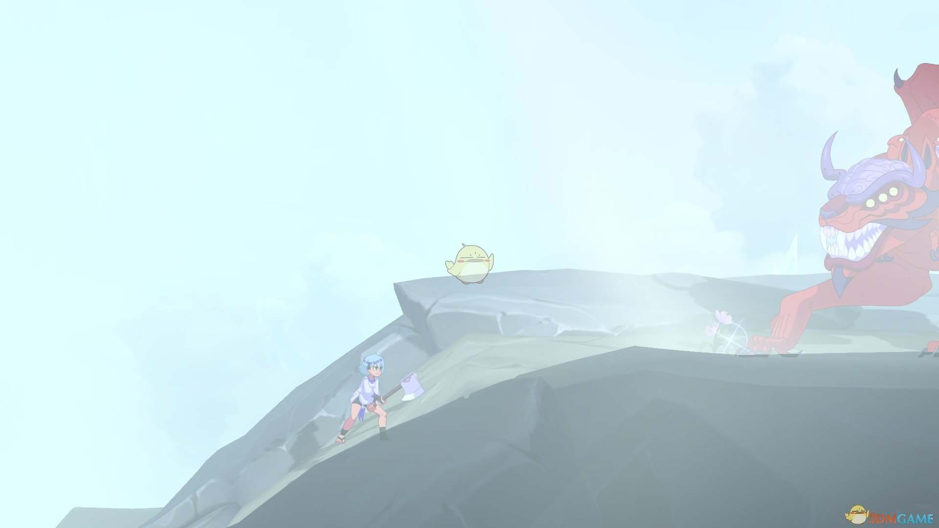 《密不可分》蓝狮支线任务攻略