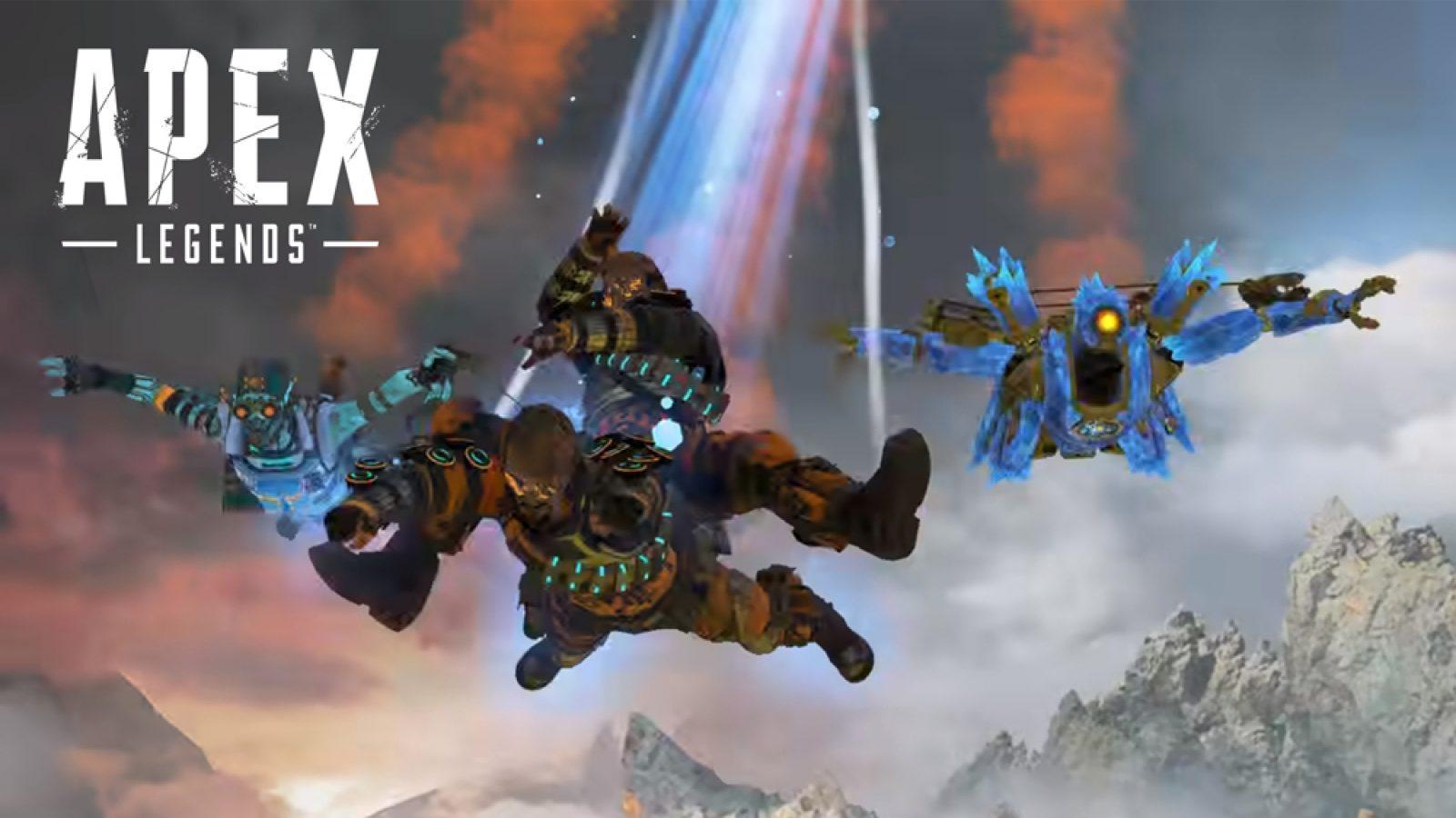 双排终于来了!《Apex英雄》下周开启新限时活动