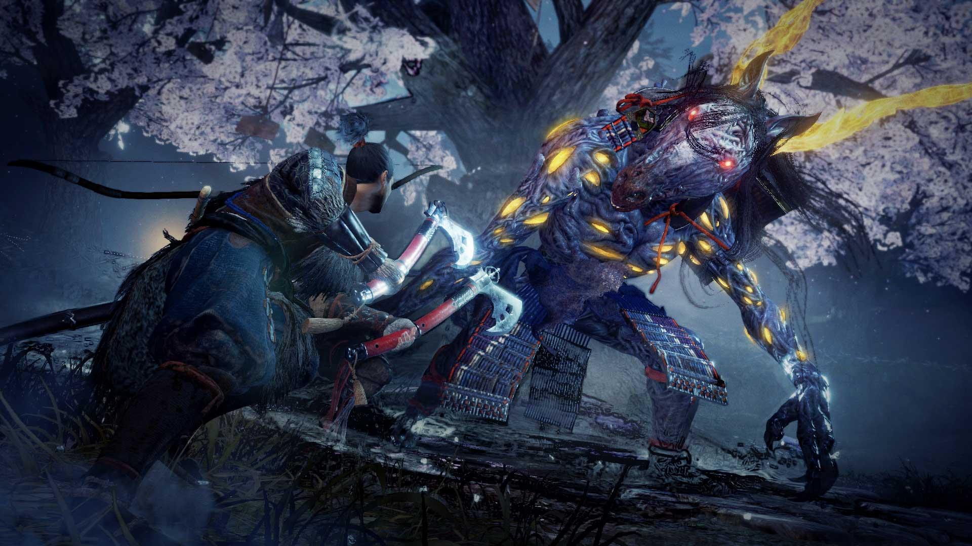 《仁王2》中文特设页面上线 游戏概要及特色公开