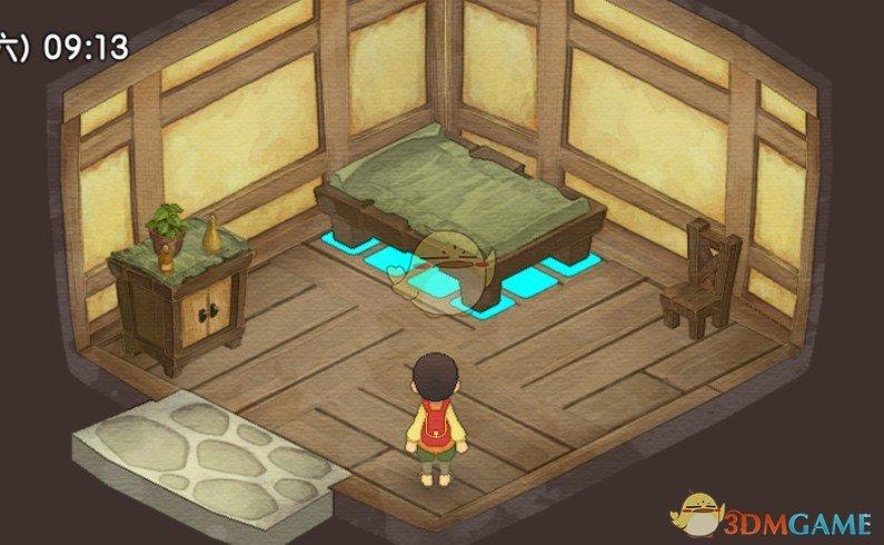《哆啦A梦:大雄的牧场物语》家具摆放MOD