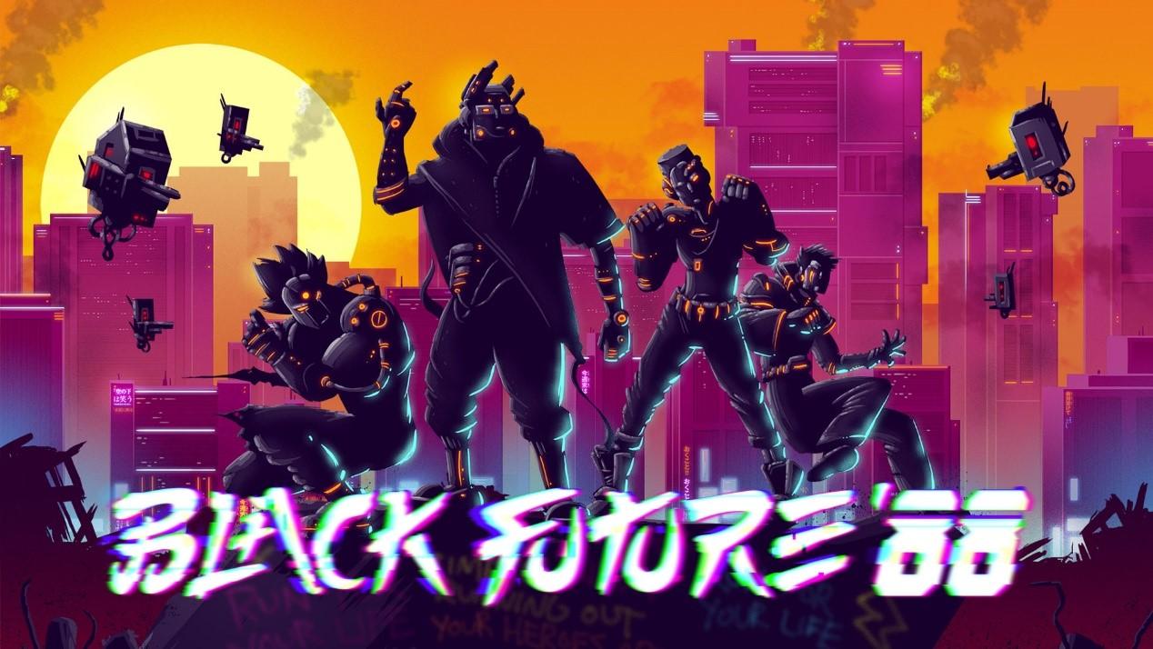 《黑色未来88》 11月22日全球同步发售 自带简中售价69元