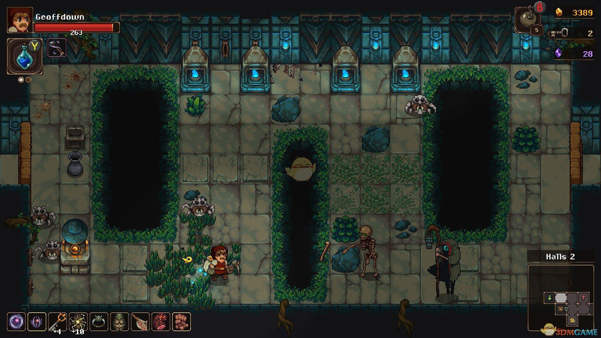 《矿坑之下》冒险家的鞭子属性效果一览