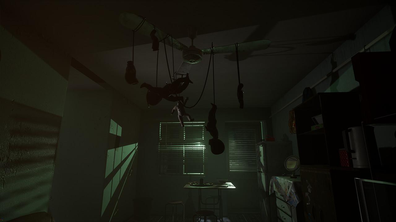 香港惊悚都市传说 第一人称恐怖游戏《港诡实录》上架Steam商城