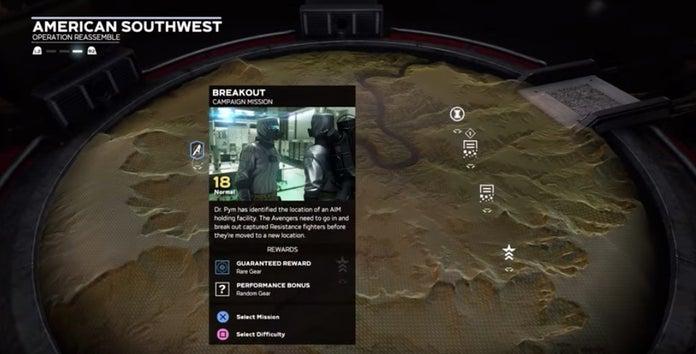 《漫威复仇者联盟》任务种类介绍 叙事和合作玩法结合