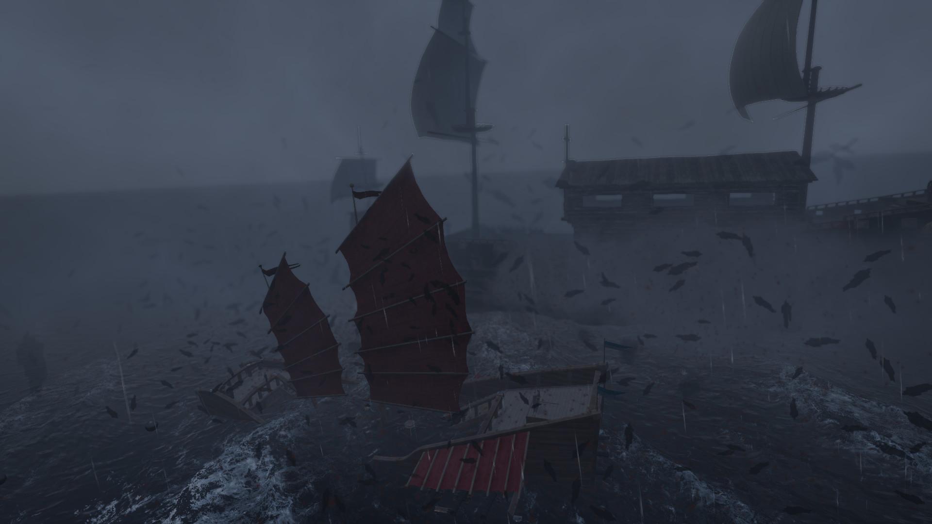 《野性的海洋》英文免安装版