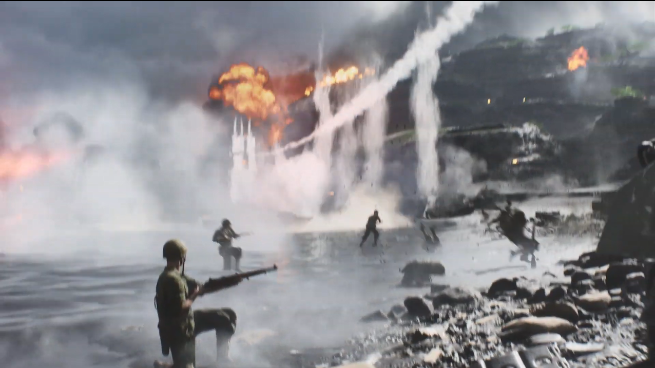 武士刀砍个爽!《战地5》喜迎第五章开放PS4版免费周末