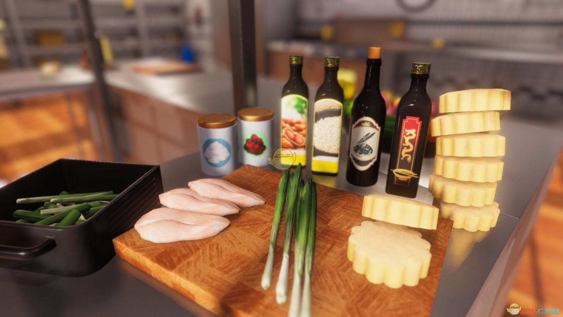 《料理模拟器》高效备菜技巧分享