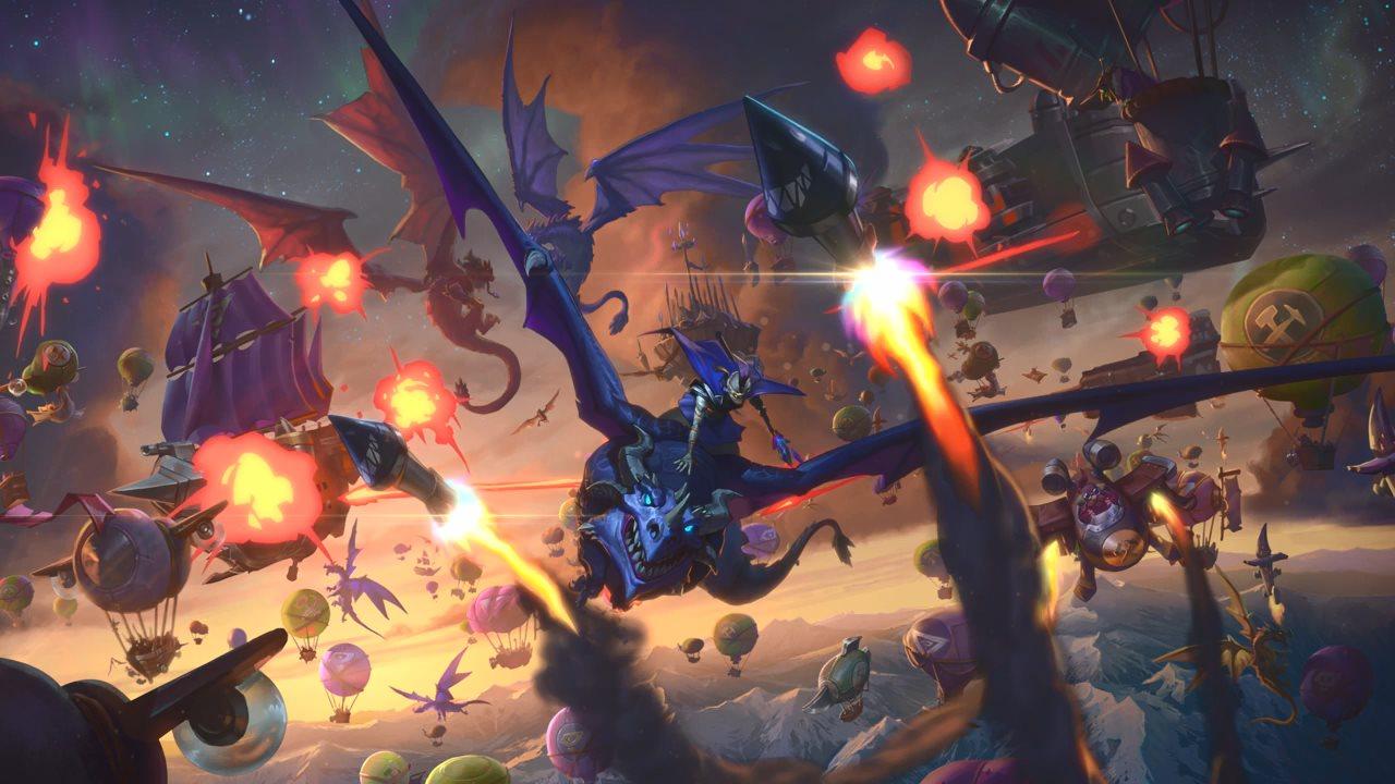 暴雪嘉年华:《炉石传说》新扩展包发布 炉石战棋将上线