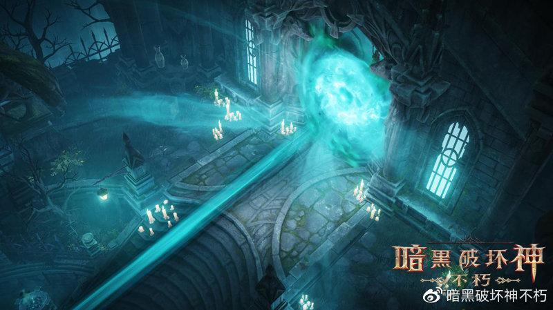 暴雪嘉年华:《暗黑破坏神:不朽》开发更新演示
