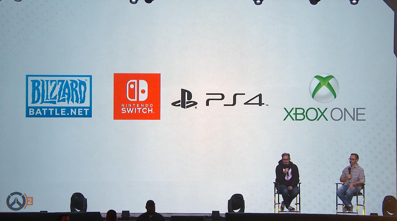 暴雪嘉年华:《守望先锋2》天赋详解 将登陆Switch