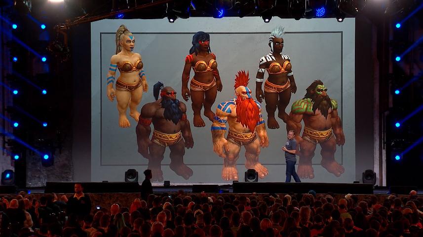 暴雪嘉年华:回归初心 《魔兽世界》9.0将从50级开始