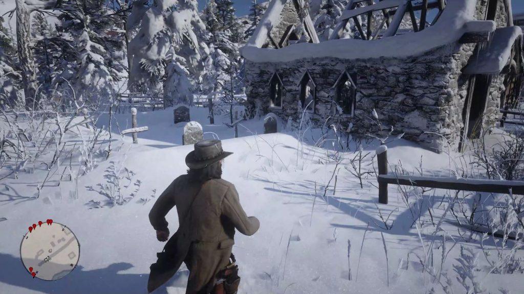 《荒野大镖客2》 PC版将支持照片模式