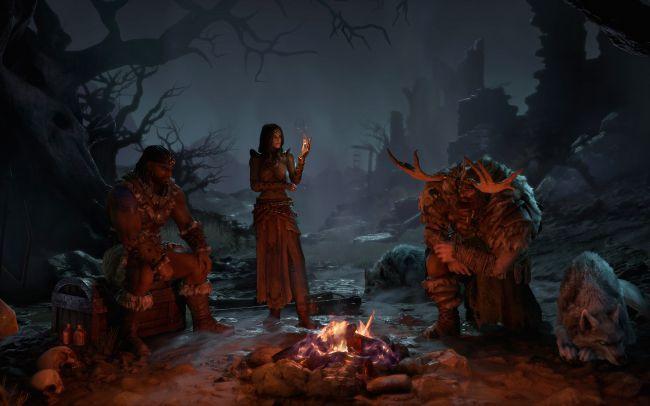 《暗黑破坏神4》没有离线模式 游戏不会很快推出