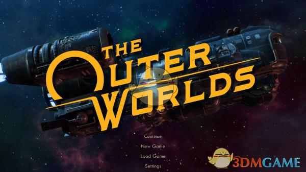 《天外世界》跳过游戏启动画面补丁