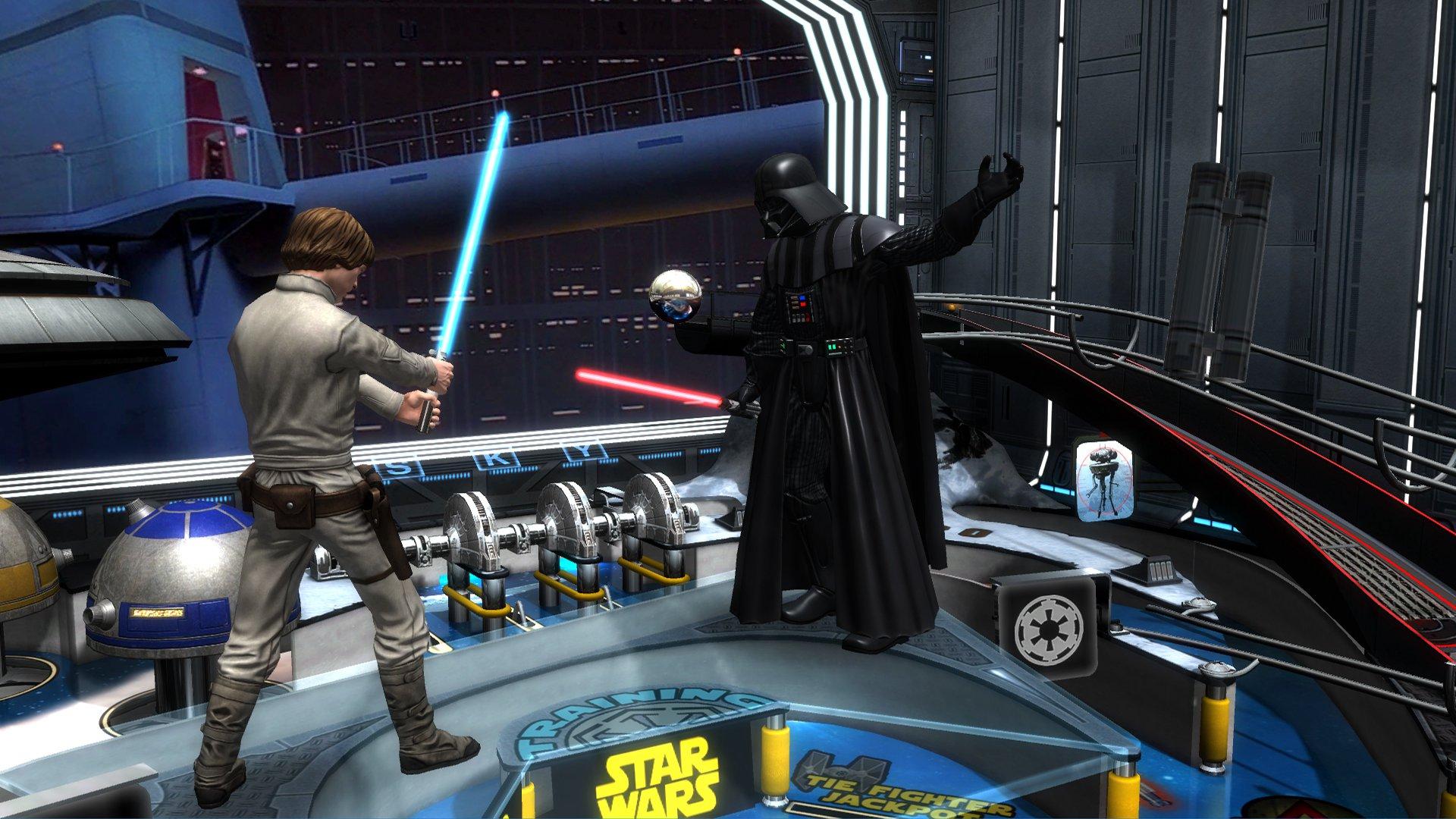 NS上首个星战游戏《星球大战:弹珠台》登陆Switch