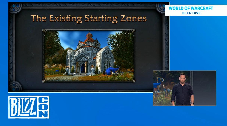 暴雪嘉年华:《魔兽世界》前期升级加速 大量天赋回归
