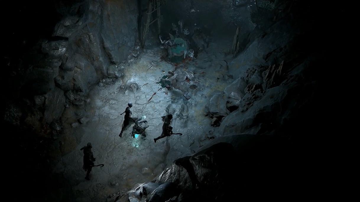暴雪嘉年华:《暗黑4》系统与特色介绍 专家模式依然在