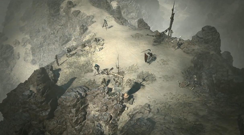 暴雪嘉年华:《暗黑4》世界介绍 将拥有完整大地图