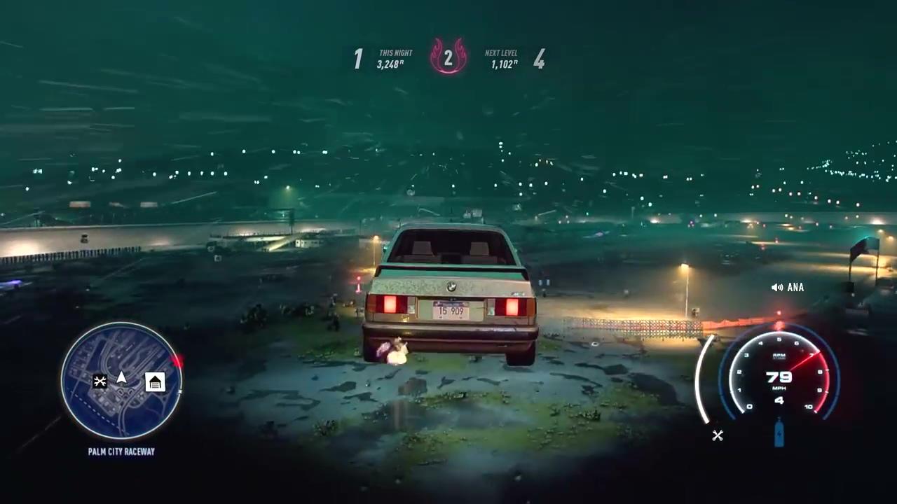 《极品飞车21》28分钟演示:开场动画曝光、警方成为反派