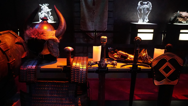 暴雪嘉年华现场直击:莉莉丝雕像、观众甚至可以参加献祭仪式