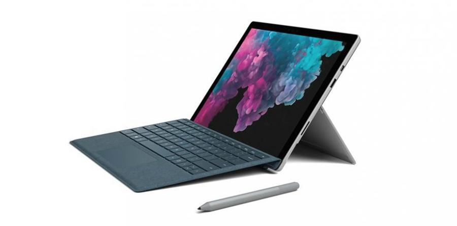 微软Surface Pro 7国行版开卖:支持WiFi 6 售价5788元起