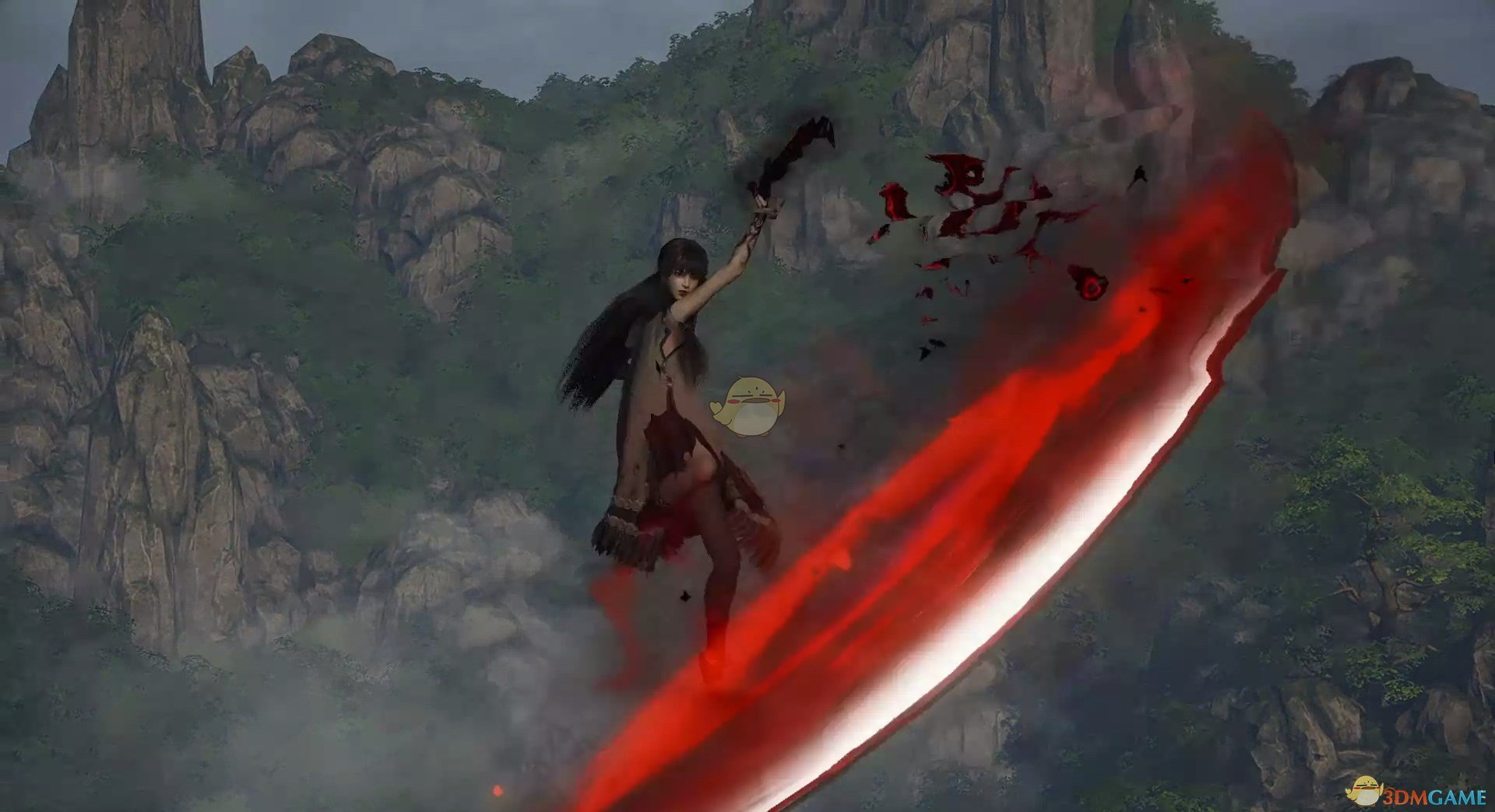 《古剑奇谭3》神话时代天柱倾覆事件介绍