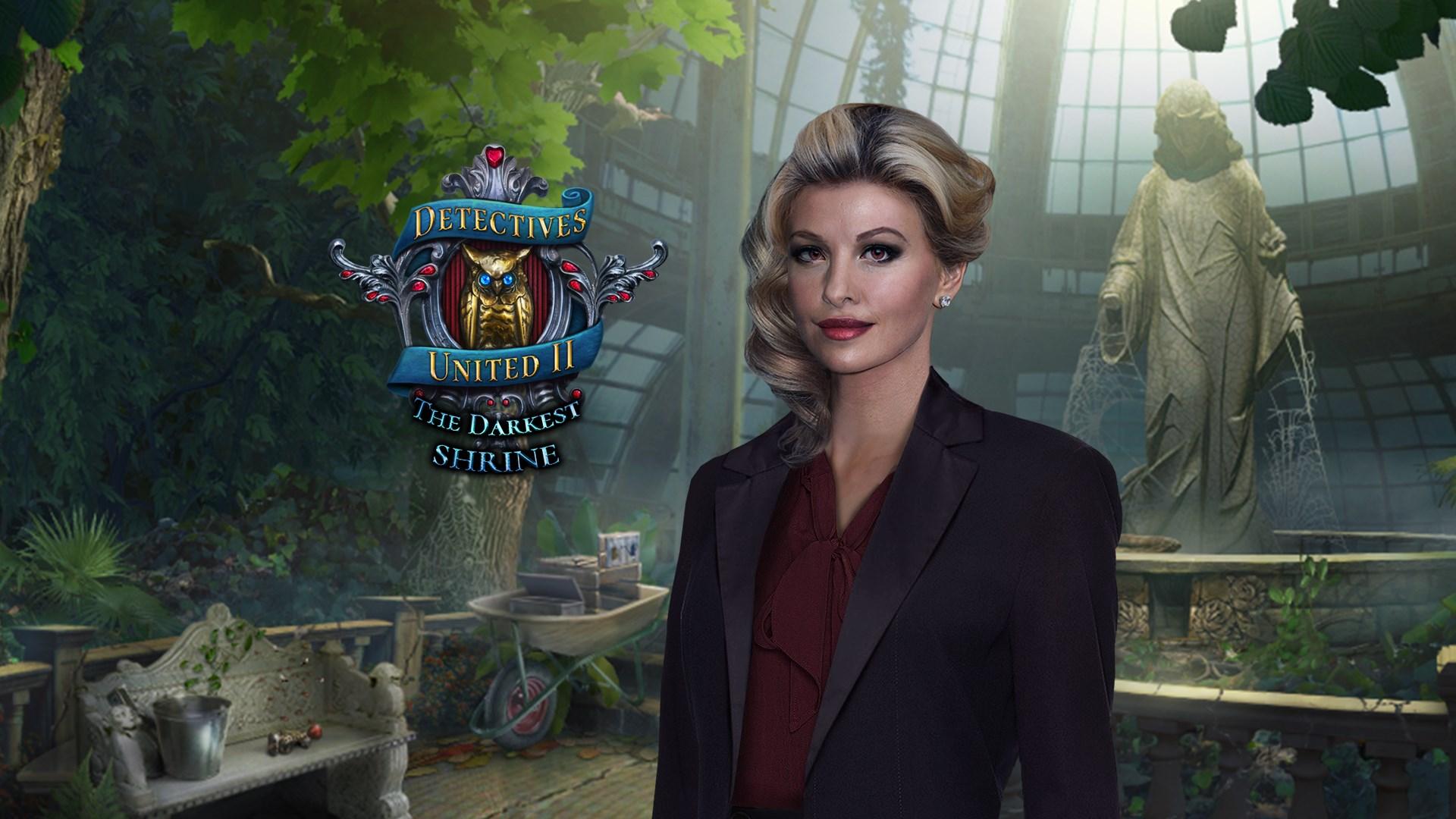《侦探联盟2至暗圣殿英文免安装版