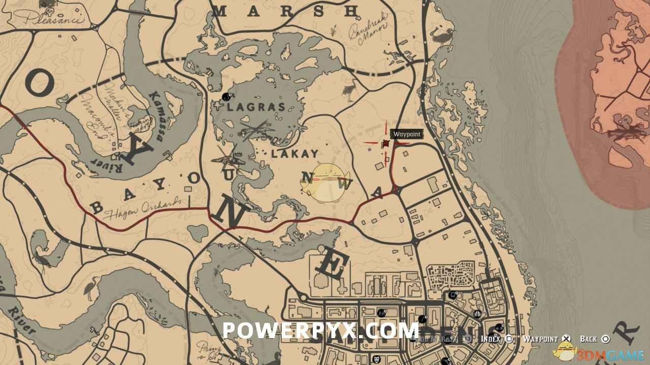 《荒野大镖客2》多米尼克鸡图鉴一览