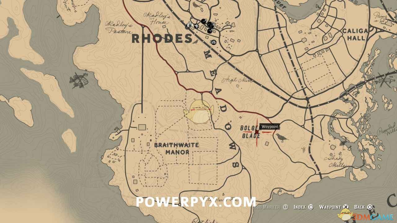 《荒野大镖客2》西部花鼠图鉴一览