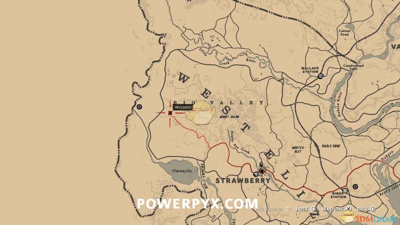 《荒野大镖客2》加州峡谷郊狼图鉴一览
