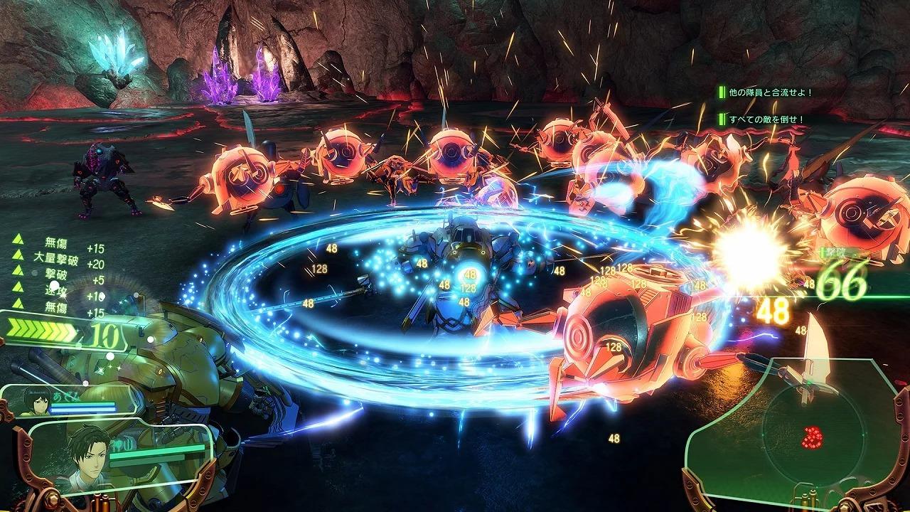 《新樱花大战》PS4版Demo细节及新截图公布