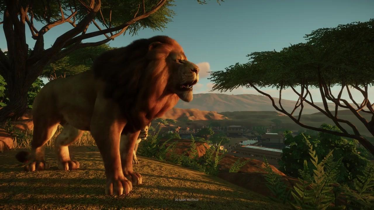 《动物园之星》已在Steam解锁发售 标准版售价180元